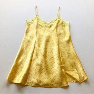 Victoria's Secret Chemise Négligée Slip Dress
